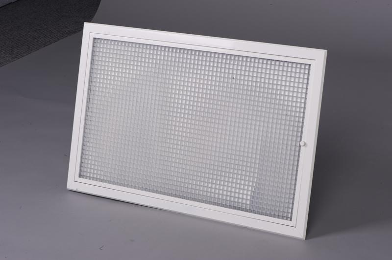 Custom Size Return Air Grille : Return air grilles ductair